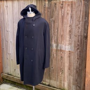 Club Mónaco XL Wool Coat